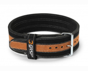 GASP POWER BELT CINTURON DE ENTRENAMIENTO (M) BLACK/ORANGE
